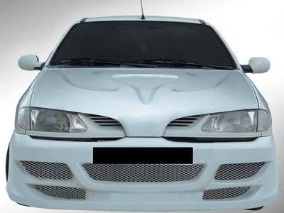 "PARE CHOC AVANT ADAPTABLE RENAULT MEGANE PHASE 1 ""ACTION"" (1996/1999)"