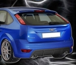 PARE CHOC ARRIÈRE FORD FOCUS II PHASE 2 LOOK RS EUROLINE (02-2008/2011)
