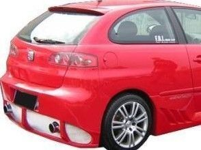 "PARE CHOC ARRIERE ADAPTABLE SEAT IBIZA 6K2 ""GOLD"" (09-1999/03-2002)"