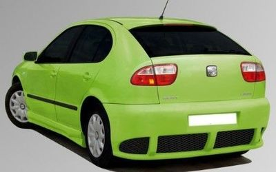 "PARE CHOC ARRIERE ADAPTABLE SEAT LEON 1M ""ROCKET"",""PACIFIC"",""UNLIMITED"" (1999/2005)"