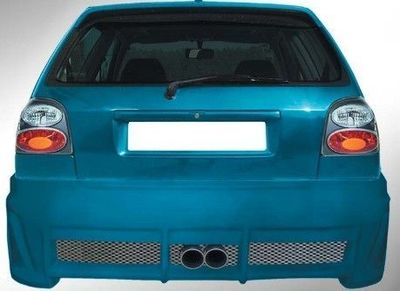 PARE CHOC ARRIERE ADAPTABLE VW GOLF III INCREDIBLE/BOOST/ADVENTURE  (1992/1998)