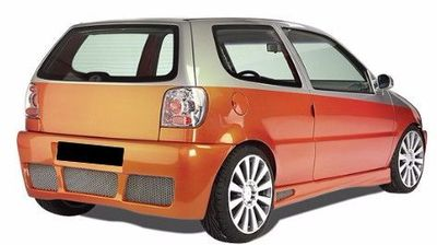PARE CHOC ARRIERE  VW POLO 6N CS STYLE (1994/1999)