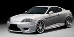 KIT CARROSSERIE COMPLET HYUNDAI COUPE 02/07 ST STYLE
