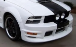 PARE CHOC AVANT FORD MUSTANG V PHASE 1 (11-2004/2009)