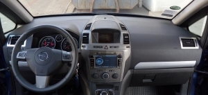 set interieur enjoliveur opel zafira b