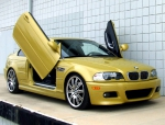 KIT LAMBO DOORS LSD BMW E46 COUPE OU CABRIOLET (1998/2007)