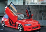 KIT LAMBO DOORS LSD HONDA CIVIC V 3 PORTES  ET COUPE (1991/1996)