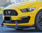 LAME DE PARE CHOC AVANT CARBONE FORD MUSTANG PHASE 1 (2015/2018)