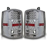 FEUX A LEDS CHRYSLER GRAND CHEROKEE SMOKE LIMITED EDITION (1993/1998)