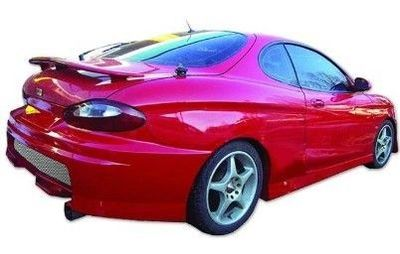 PARE CHOC ARRIERE HYUNDAI COUPE TYPE TRASER (1996/2000 ou 2000/2002)