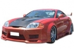 KIT CARROSSERIE COMPLET HYUNDAI COUPE 02/07 WIDE BODY