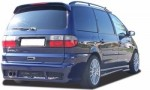 PARE CHOC ARRIERE SEAT ALHAMBRA OU FORD GALAXY PHASE 1 (1996/2000) OU PHASE 2 (2000/2010)