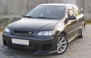 PARE CHOC AVANT OPEL ASTRA G BOOSTER AT (1998/2004)