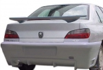 PARE CHOC ARRIERE PEUGEOT 406 TRASER