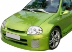 "PARE CHOC AVANT RENAULT CLIO II PHASE 1 ""LOOK V6"" SPTG (1998/2001)"