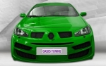 "KIT CARROSSERIE COMPLET ADAPTABLE RENAULT MEGANE II PHASE 2 ""DROP"" (2006/2008)"