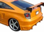 PARE CHOC ARRIERE TOYOTA CELICA T23 TYPE BUDDY CLUB (2000/2007)