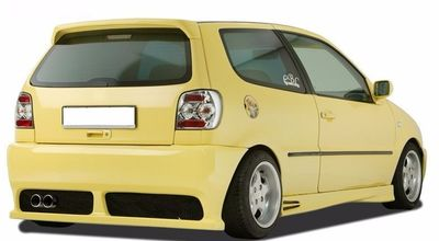 PARE CHOC ARRIERE VW POLO 6N RD LINE (1994/1999)
