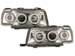 PHARES ANGEL EYES AUDI 80 BERLINE OU AVANT TYPE B4 (1991/1994)