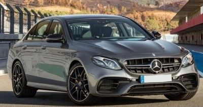 KIT CARROSSERIE MERCEDES CLASSE E W213 AMG LOOK E53 AMG (2016+)