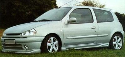KIT CARROSSERIE COMPLET RENAULT CLIO II PHASE 1 CLC (1998/2001)