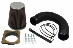 KIT D'ADMISSION SPECIFIQUE 57i AUDI A3 8L 1.6L (102cv) ESSENCE (1996/1999) OU 1.8 Turbo (2000/2003 sauf S3) OU S3 (2000/2003)