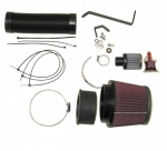 KIT D'ADMISSION SPECIFIQUE 57i AUDI A4 B6/B7 1.8L TURBO ESSENCE OU 1.9L DIESEL 110/130CV ET 2.5L DIESEL (2004/2008)