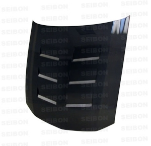 CAPOT CARBONE SEIBON TYPE TS FORD MUSTANG V PHASE 1 (2005/2009)