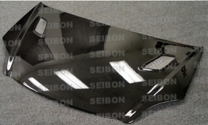 CAPOT CARBONE SEIBON MG HONDA CIVIC VII (INCLUS TYPE R) 3 PORTES HB (2001/12-2003)