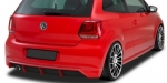 LAME DE PARE CHOC ARRIERE VW POLO 6R CS STYLE SINGLE