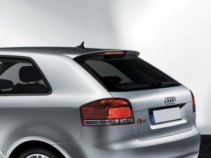 becquet de toit audi a3 8p 3 ou 5 portes sportback look s3 mx 2003 2008. Black Bedroom Furniture Sets. Home Design Ideas