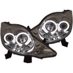 "PHARES ANGEL EYES PEUGEOT 107 AVEC TECHNOLOGIE CCFL ""NEON EYES"" (2005/2012)"