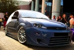 PARE CHOC AVANT FORD FOCUS PHASE 1 LOOK S2000 ST STYLE (1998/2004)