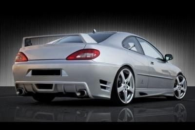 Pare choc arriere peugeot 406 phase 1 exclusive line 1996 - Pare choc 406 coupe tuning ...