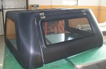 HARD TOP CARBONE JEEP WRANGLER JK (1976/2014)