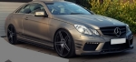 KIT CARROSSERIE COMPLET MERCEDES CLASSE E COUPE W207 PRD EVOLUTION PHASE 1 (2009/03-2013)