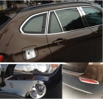Bmw x1 e84 for Chrome line exterieur bmw