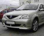 KIT CARROSSERIE DACIA LOGAN PHASE 1 TGT (2004/07-2008)