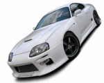KIT CARROSSERIE COMPLET TOYOTA SUPRA MK4 WIDE BODY MX (1992/2002)