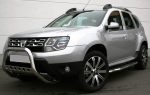 KIT OFFROAD CHROME DACIA DUSTER PHASE 2 (2014/12-2017)