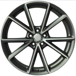 jante de rechange compatible et homologable aiace audi 19. Black Bedroom Furniture Sets. Home Design Ideas