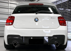 Diffuseur Arriere Type Oem Carbone Bmw F20 Pack M 135i