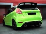 PARE CHOC ARRIERE FORD FIESTA MK7 PHASE 1 MX DESIGN LOOK FOCUS RS (2008/2013)