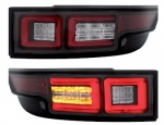 FEUX A LEDS RANGE ROVER EVOQUE BLACK FLASHING LEDS LIMITED EDITION