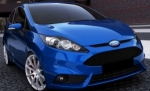 PARE CHOC AVANT FORD FIESTA MK7 PHASE 1 (2008/2013) MX DESIGN LOOK ST
