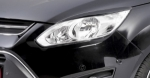 PAUPIERES DE PHARES FORD C MAX II OU GRAND C MAX II PHASE 1 (12-2010/03-2015)