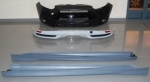 KIT CARROSSERIE FORD FOCUS III 5 PORTES PHASE 1 5 PORTES LOOK ST Version 1 (2011/10-2014)