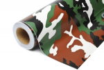 ROULEAU DE FILM DESIGN ARMY CAMOUFLAGE 3D COLOR