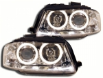 PHARES ANGEL EYES AUDI A3 8P ET SPORTBACK (2003/2008)