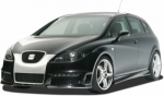 KIT CARROSSERIE COMPLET SEAT LEON II 1P PHASE 1 RD LINE EVOLUTION (2005/2009)